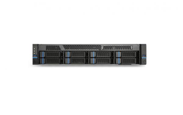 2HE Chenbro RM24508M3P4 Low Profile Rack Server Gehäuse inkl 12G mSAS / 400W 80+ Gold
