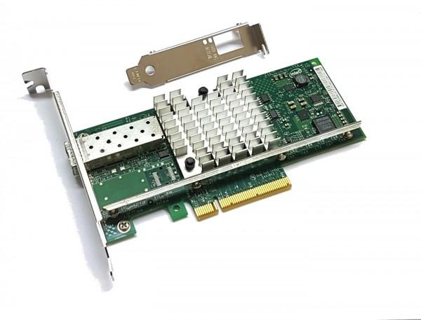 Intel X520-DA1 10 Gigabit 10GBe SFP+ Single Port Server Adapter