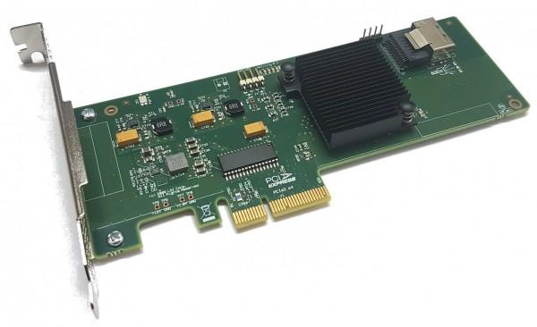 LSI 9211-4i HBA bulk, intern SAS 6Gb/s, PCIe 2.0 x4 (LSI00190)